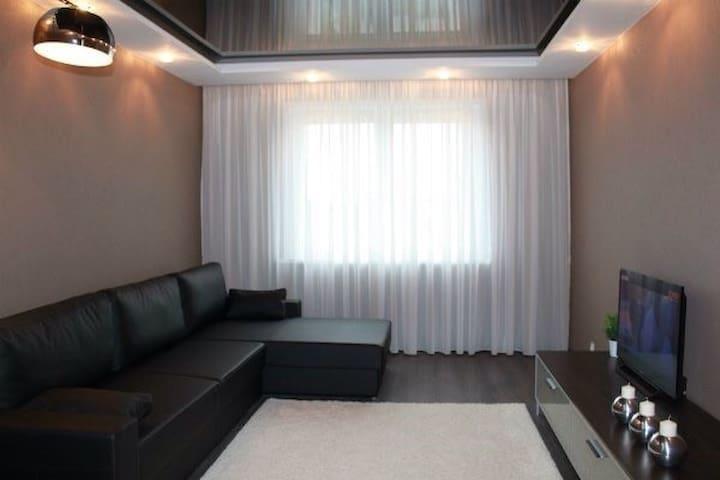 Уютная двухкомнатная квартира - Гродно - Apartament