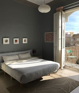 Sunny and Lovely Room, center of Valencia - València - Appartement