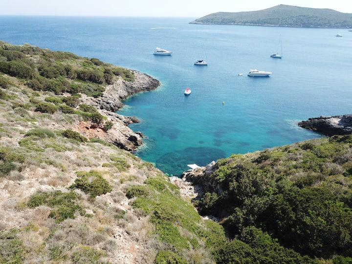 Casa Del Lino - Private Bay