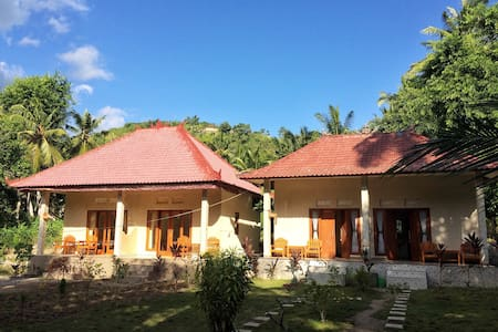 Accommodation Near Yellow bridge Ceningan - Bungalow