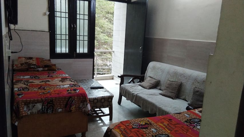 Entire 2 room flat in Lajpat Nagar, New Delhi