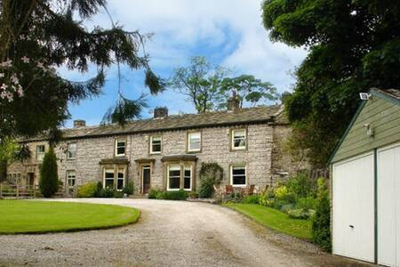 Raygill House, Lothersdale near Skipton, N. Yorks - Lothersdale