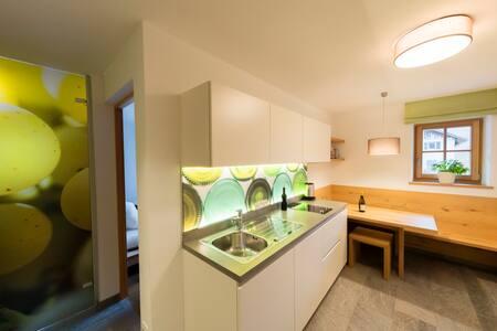 Neues Apartment auf Weinhof - Karneid, Bozen