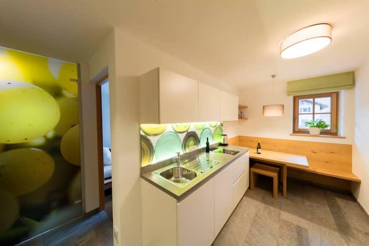 Kerner: Gemütliches Apartment auf Weinhof