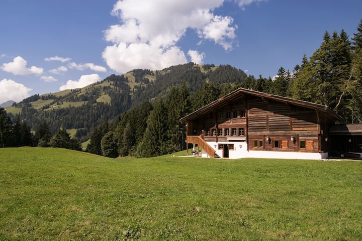 Gstaad - Great Luxurious Farmhouse
