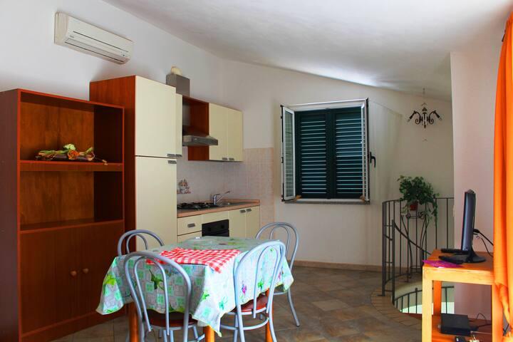 Appartamento Sonia in Villa - Santa Domenica