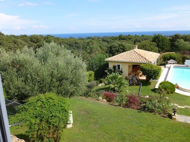 Casetta mer et montagne - Cervione - Casa
