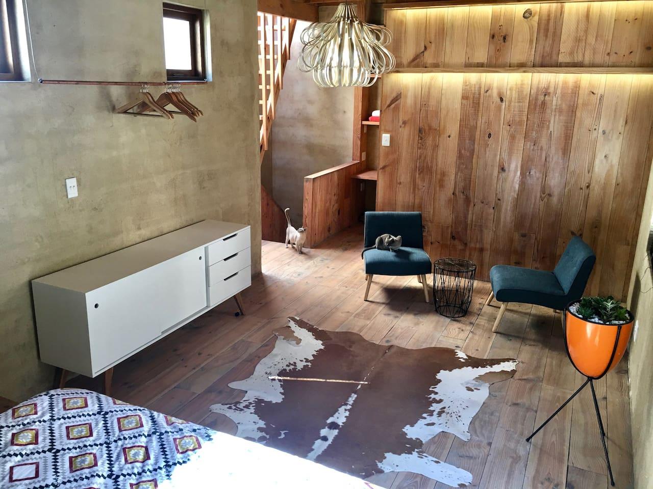Designer Eco Loft with Views and Garage - Reihenhäuser zur Miete in ...