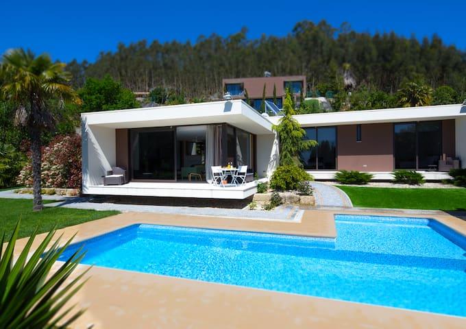 Casa do Limão -  #piscina #Guimarães - Vizela - Dům