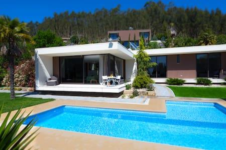 Casa com piscina_Guimarães - Vizela - Dům