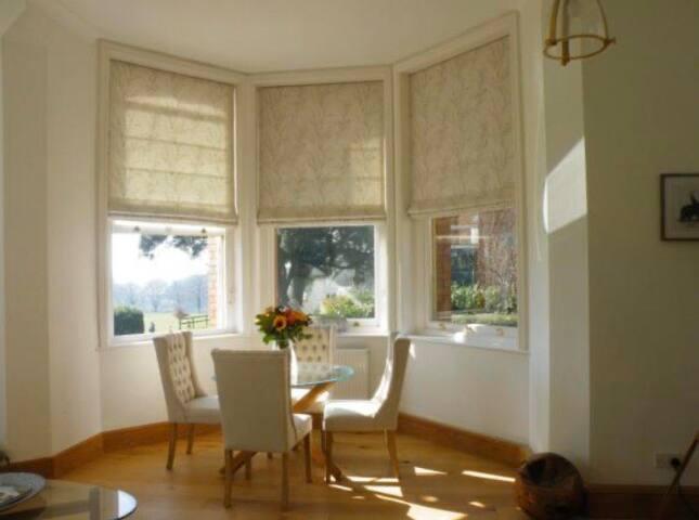 Beautiful 2 bedroom ground floor flat in dorset