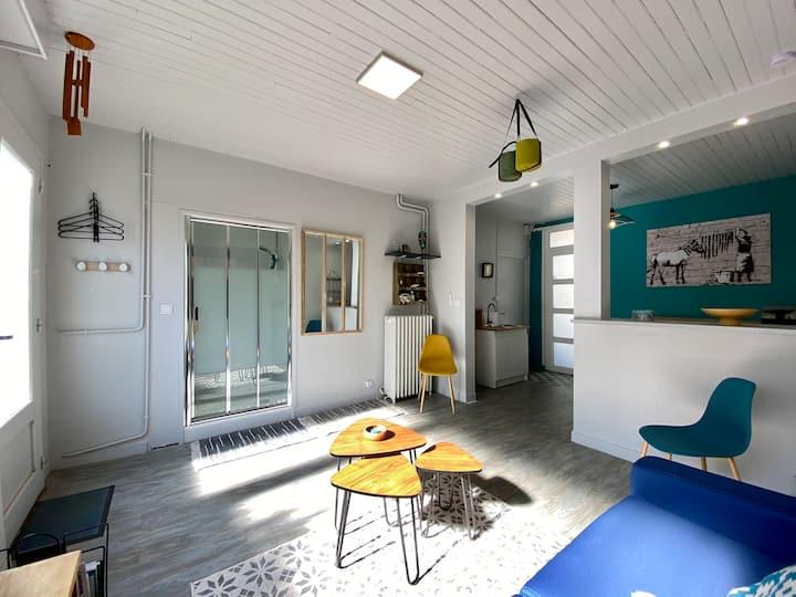 Studio à Montmorillon