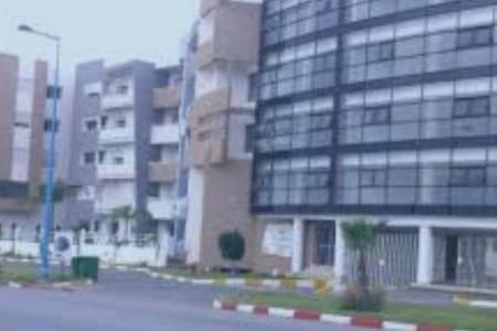 appartement neuf pres de la plage avec piscine - Ben Slimane - Apartmen