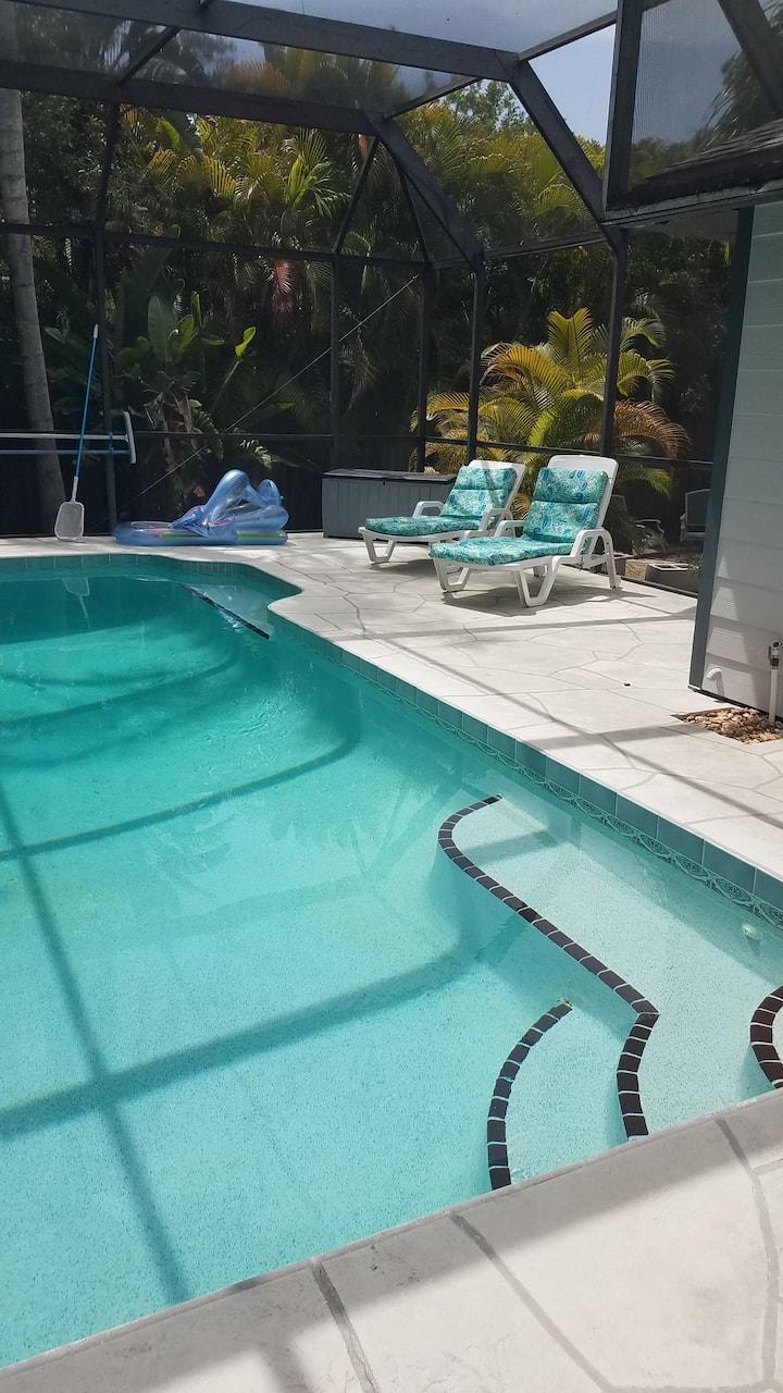 Siesta Key Master Suite  with Pool