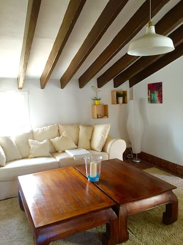 Penthouse in the old town. - Palma - Flat
