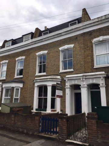 Huge townhouse in trendy Hackney - Londres - Complexo de Casas