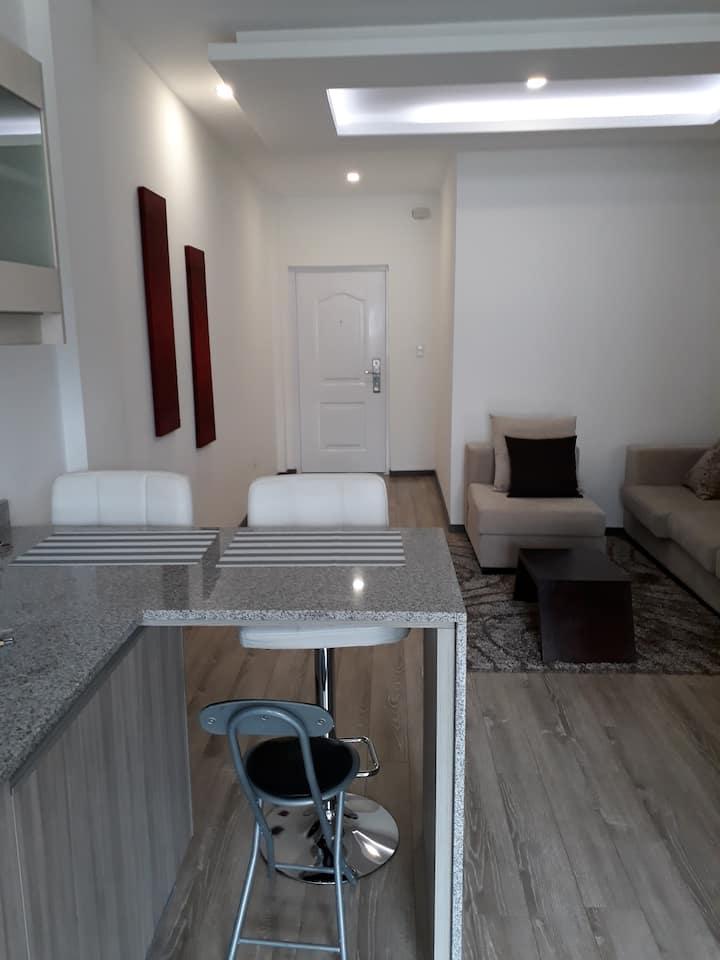 Brand New Cozy Apartment in Quito