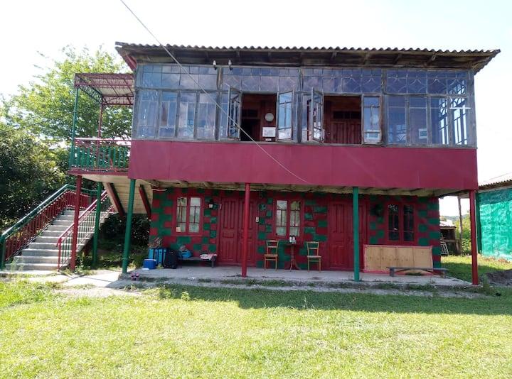 Ethno house in Samegrelo