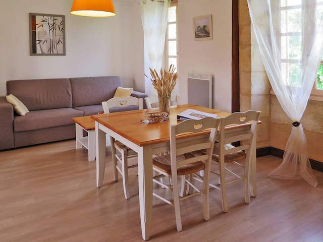 Apartment Le Clos des Rives for 6 persons