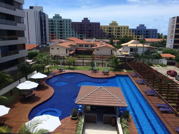 Apartamento estilo Resort