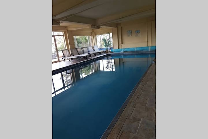 Lakeview 5800sf house with indoor pool - West Kelowna