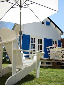 L'esprit cabane à 400 m de la plage - Saint-Jacut-de-la-Mer