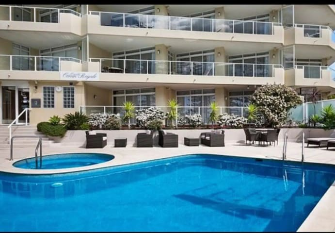 Great apartment - close to the beach