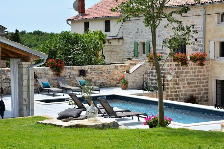 Villa Kurili No14 near Rovinj
