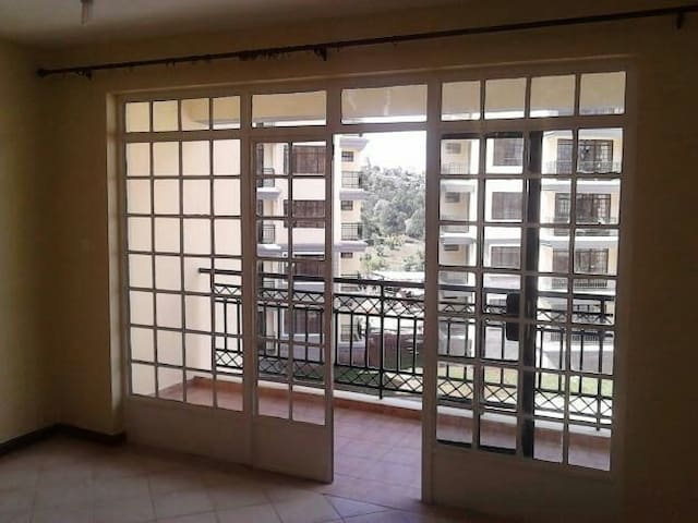2bedroom Master ensuite apartment - Nairobi - Pis