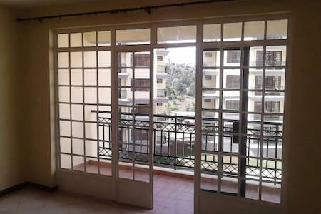 2bedroom Master ensuite apartment - Nairobi - Apartament