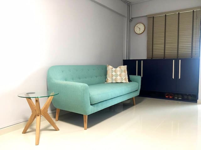 Affordable room in Clementi/ near NUS