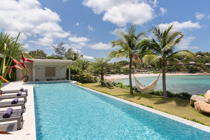 Samui's Most Luxury 5 Bedroom Private Pool Villa
