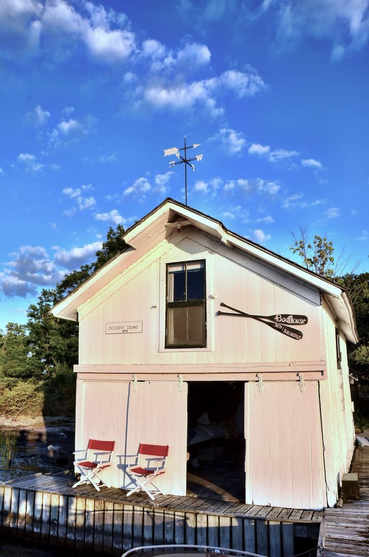 Island Boat House