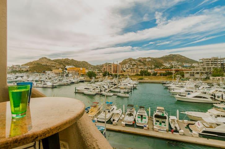 Top Floor Condo at Cabo Marina