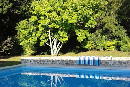 Dordogne cottage/gite with private pool