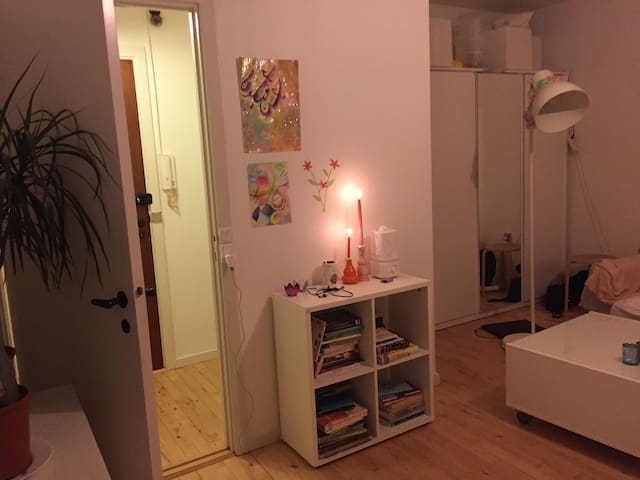 Nice 1 room apartment In City