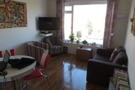 Recently refurbished two bedroom apartment