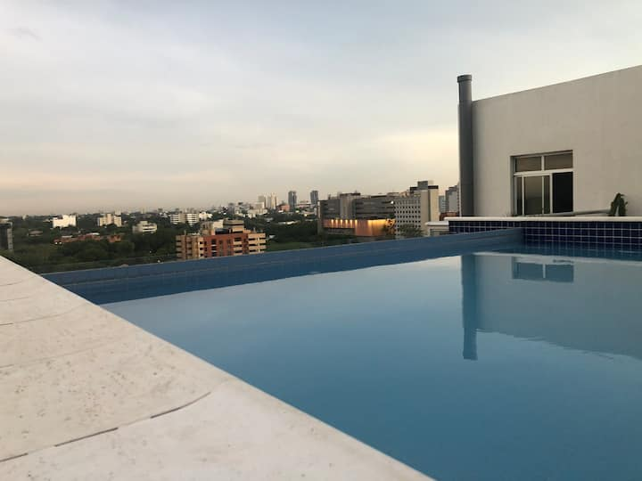 Asuncion Gracia Suites 301