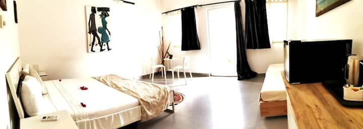 Chambre Deluxe Kibanda, plage à 3 mn à pieds #5