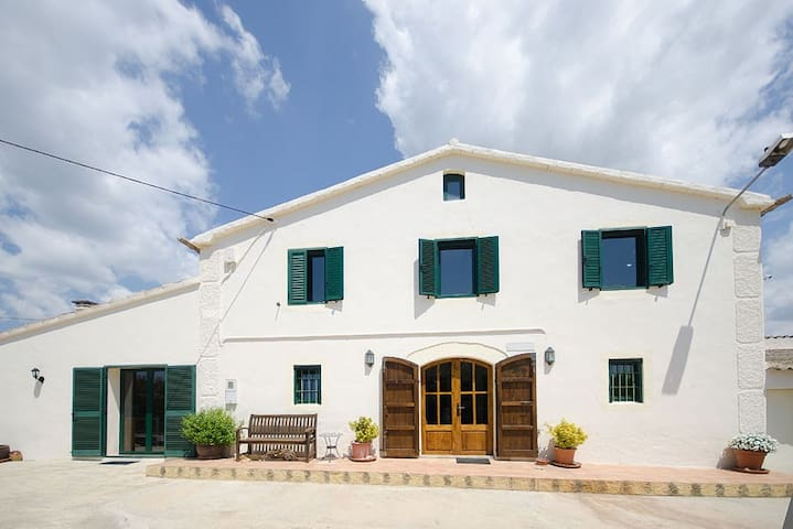 Country house in Penedes - Barcelona