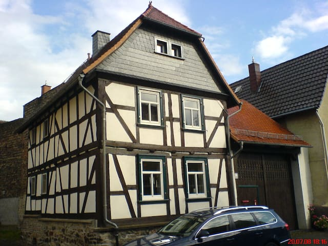 'bei Schmitts' near Lahn, Wetzlar and Giessen - Hüttenberg