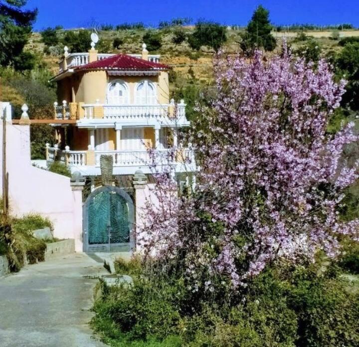 Habitación con vistas preciosas en Buñol