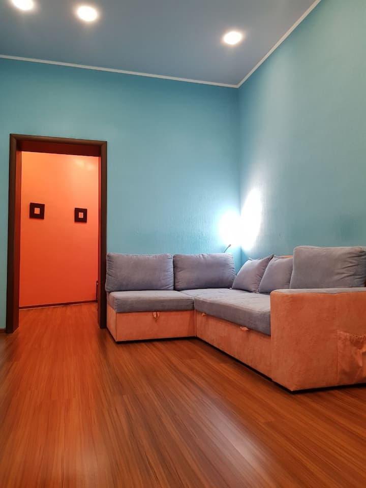 Уюная квартирка / Cozy flat in Chelyabinsk