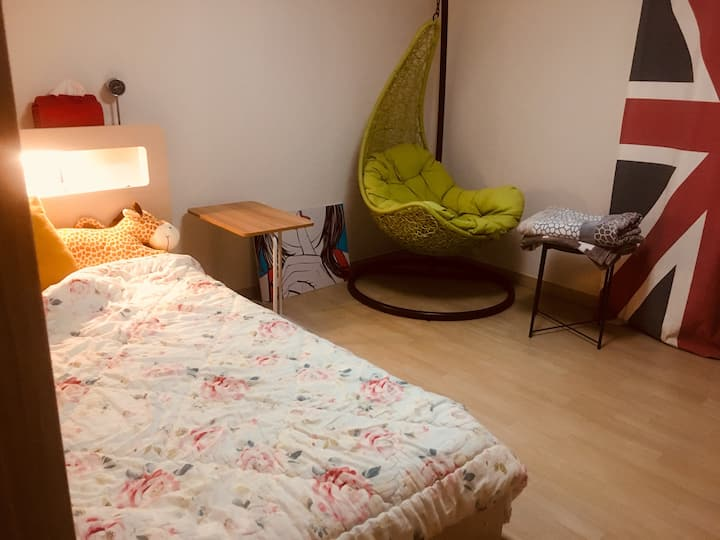 Cozy apartment room in hanam near river park