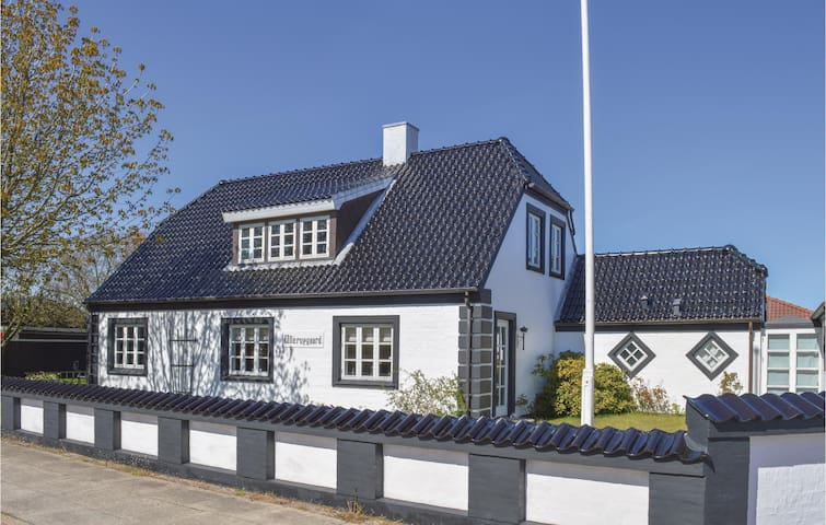 Holiday cottage with 3 bedrooms on 203m² in Skagen