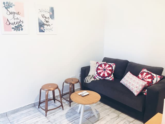 NEW!! Cozy apartment in Recoleta near everything!!