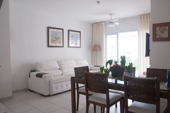 Duplex em Resort de Luxo Riviera
