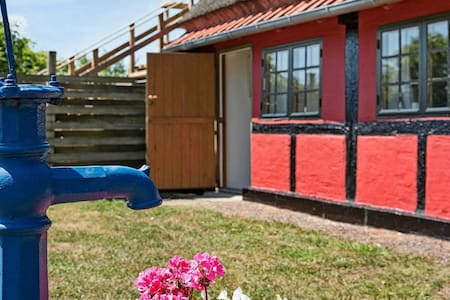 7 persoons vakantie huis in Nexø