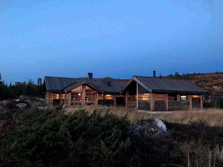 Stor Ål - hytte