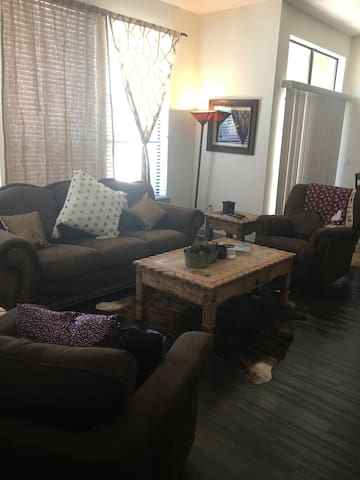 Private luxury apartment for Super Bowl weekend - Katy - Apartemen